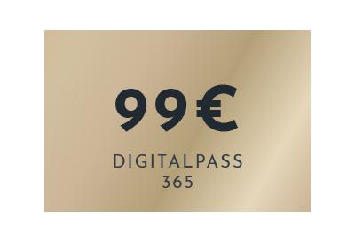 DIGITALPASS 365 für 99 Euro